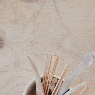Cursos de cerámica - Woodic