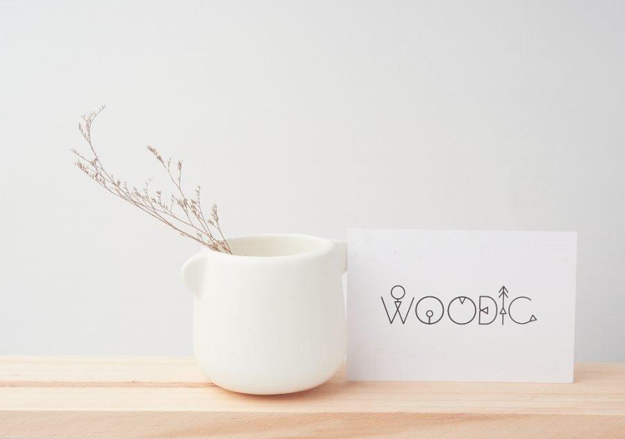 Taza Woodic Mug cerámica
