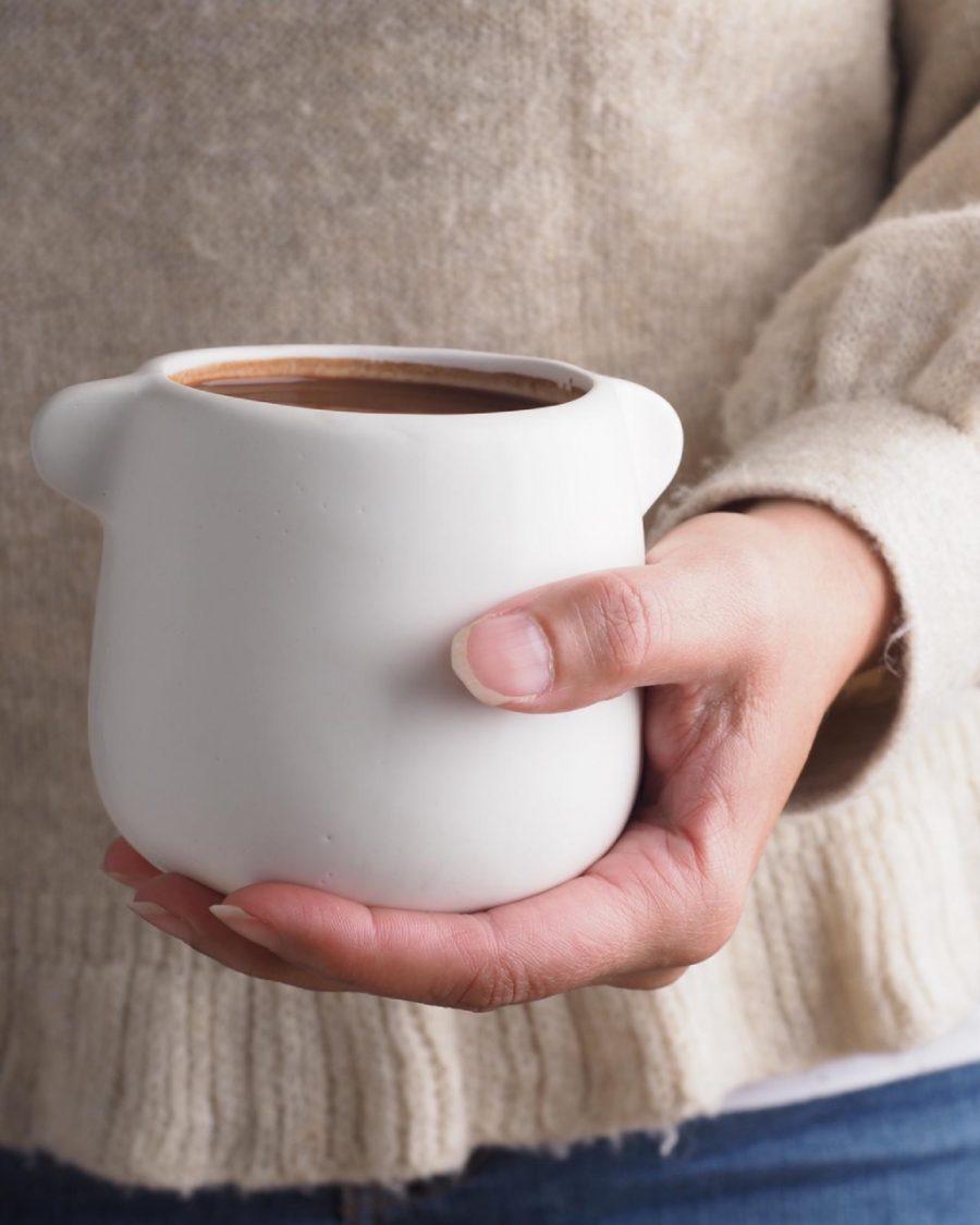 Tazón chocolate en Woodic Mug