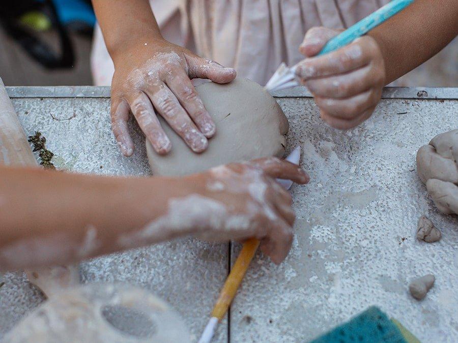 cerámica clases familia